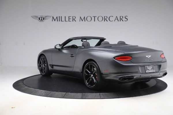 New 2020 Bentley Continental GTC W12 for sale $329,600 at Rolls-Royce Motor Cars Greenwich in Greenwich CT 06830 5