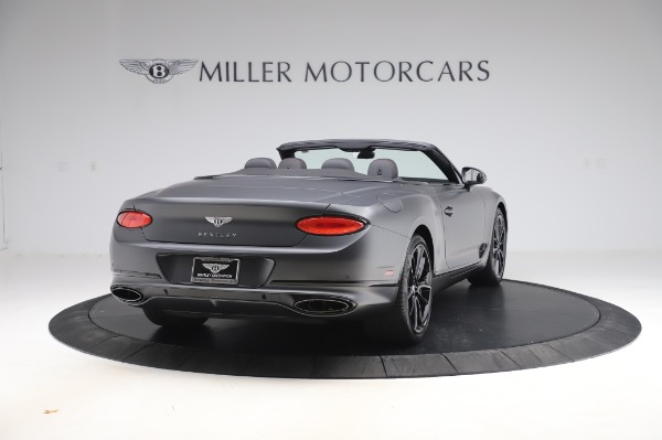 New 2020 Bentley Continental GTC W12 for sale $329,600 at Rolls-Royce Motor Cars Greenwich in Greenwich CT 06830 7