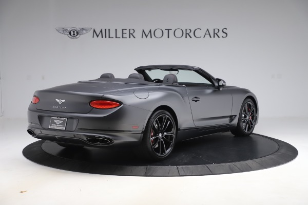 New 2020 Bentley Continental GTC W12 for sale $329,600 at Rolls-Royce Motor Cars Greenwich in Greenwich CT 06830 8