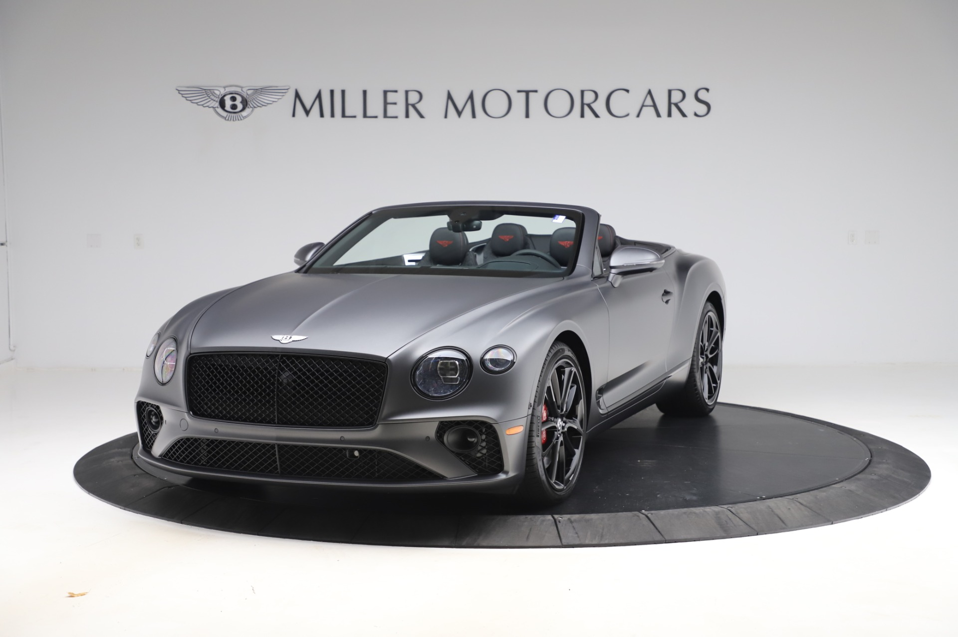 New 2020 Bentley Continental GTC W12 for sale $329,600 at Rolls-Royce Motor Cars Greenwich in Greenwich CT 06830 1