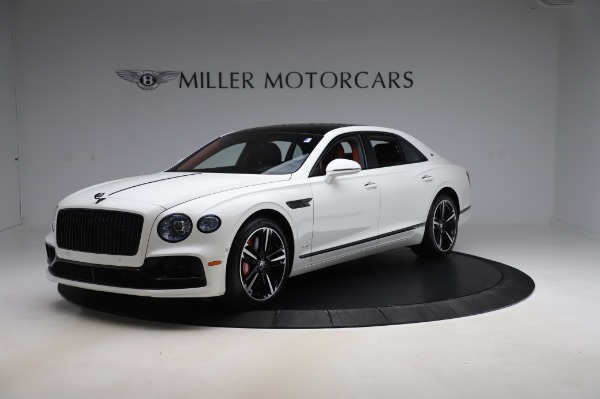 New 2020 Bentley Flying Spur W12 First Edition for sale $276,130 at Rolls-Royce Motor Cars Greenwich in Greenwich CT 06830 2