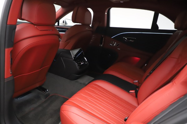 New 2020 Bentley Flying Spur W12 First Edition for sale $276,130 at Rolls-Royce Motor Cars Greenwich in Greenwich CT 06830 20