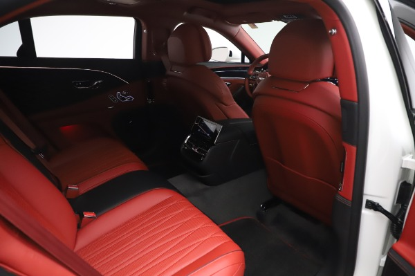 New 2020 Bentley Flying Spur W12 First Edition for sale Sold at Rolls-Royce Motor Cars Greenwich in Greenwich CT 06830 27