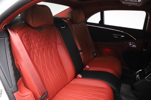 New 2020 Bentley Flying Spur W12 First Edition for sale Sold at Rolls-Royce Motor Cars Greenwich in Greenwich CT 06830 28