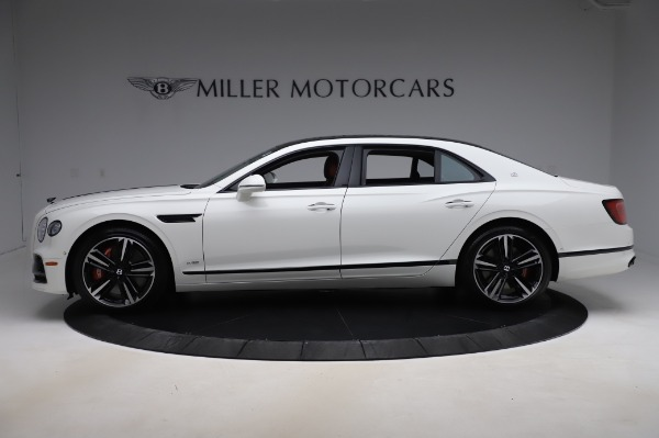 New 2020 Bentley Flying Spur W12 First Edition for sale Sold at Rolls-Royce Motor Cars Greenwich in Greenwich CT 06830 3