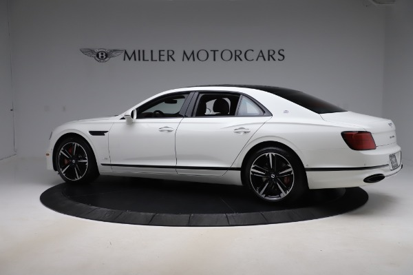 New 2020 Bentley Flying Spur W12 First Edition for sale Sold at Rolls-Royce Motor Cars Greenwich in Greenwich CT 06830 4