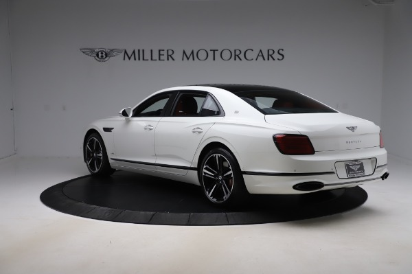 New 2020 Bentley Flying Spur W12 First Edition for sale Sold at Rolls-Royce Motor Cars Greenwich in Greenwich CT 06830 5