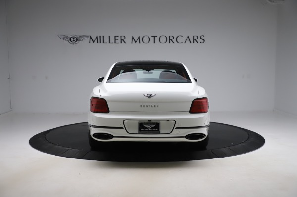 New 2020 Bentley Flying Spur W12 First Edition for sale Sold at Rolls-Royce Motor Cars Greenwich in Greenwich CT 06830 6