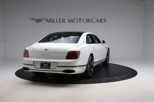 New 2020 Bentley Flying Spur W12 First Edition for sale $276,130 at Rolls-Royce Motor Cars Greenwich in Greenwich CT 06830 7