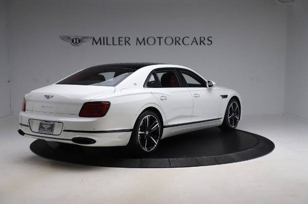 New 2020 Bentley Flying Spur W12 First Edition for sale Sold at Rolls-Royce Motor Cars Greenwich in Greenwich CT 06830 8