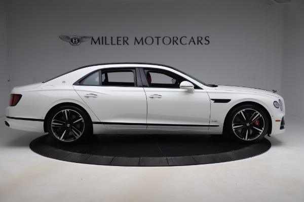 New 2020 Bentley Flying Spur W12 First Edition for sale $276,130 at Rolls-Royce Motor Cars Greenwich in Greenwich CT 06830 9