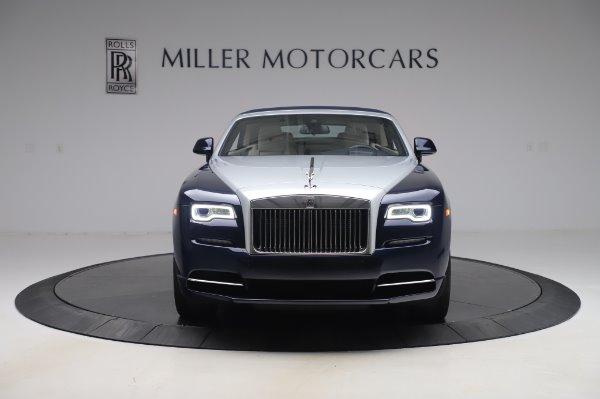 Used 2017 Rolls-Royce Dawn for sale $248,900 at Rolls-Royce Motor Cars Greenwich in Greenwich CT 06830 12