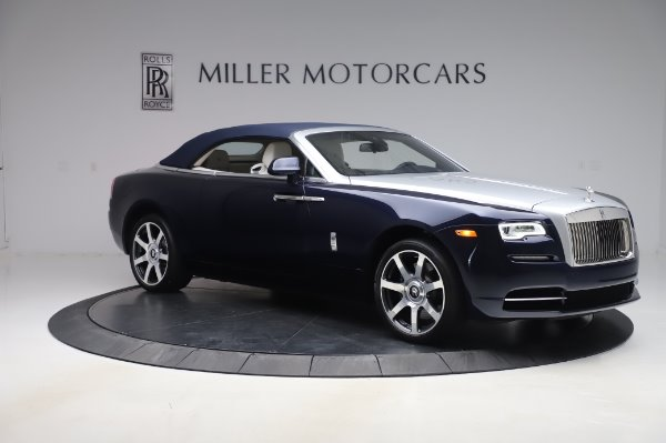 Used 2017 Rolls-Royce Dawn for sale $248,900 at Rolls-Royce Motor Cars Greenwich in Greenwich CT 06830 19