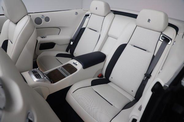 Used 2017 Rolls-Royce Dawn for sale $248,900 at Rolls-Royce Motor Cars Greenwich in Greenwich CT 06830 23