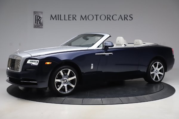 Used 2017 Rolls-Royce Dawn Base for sale $248,900 at Rolls-Royce Motor Cars Greenwich in Greenwich CT 06830 4