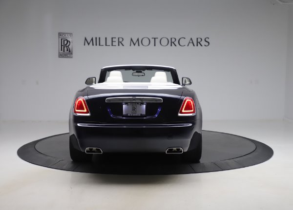 Used 2017 Rolls-Royce Dawn Base for sale $248,900 at Rolls-Royce Motor Cars Greenwich in Greenwich CT 06830 7