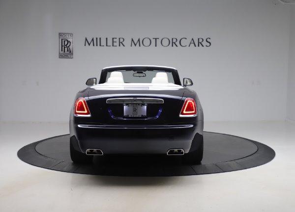 Used 2017 Rolls-Royce Dawn for sale $248,900 at Rolls-Royce Motor Cars Greenwich in Greenwich CT 06830 7
