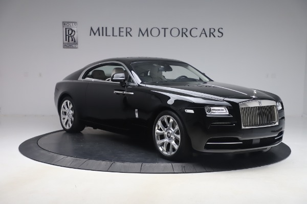 Used 2015 Rolls-Royce Wraith Base for sale $178,900 at Rolls-Royce Motor Cars Greenwich in Greenwich CT 06830 10