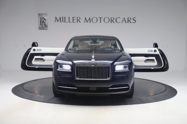Used 2015 Rolls-Royce Wraith for sale Call for price at Rolls-Royce Motor Cars Greenwich in Greenwich CT 06830 11