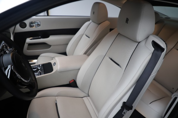 Used 2015 Rolls-Royce Wraith Base for sale Sold at Rolls-Royce Motor Cars Greenwich in Greenwich CT 06830 12