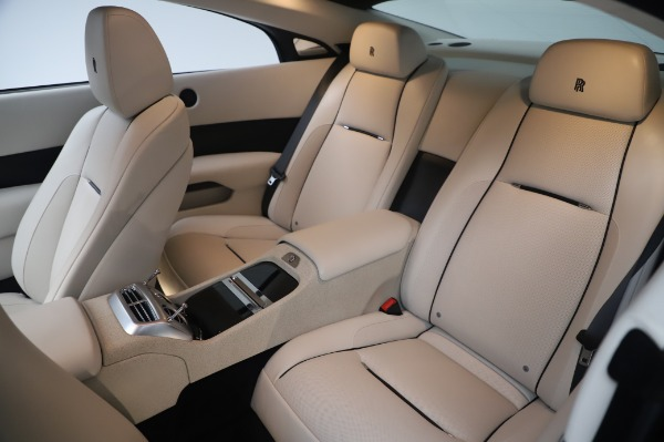 Used 2015 Rolls-Royce Wraith Base for sale Sold at Rolls-Royce Motor Cars Greenwich in Greenwich CT 06830 14