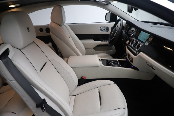 Used 2015 Rolls-Royce Wraith Base for sale $178,900 at Rolls-Royce Motor Cars Greenwich in Greenwich CT 06830 16