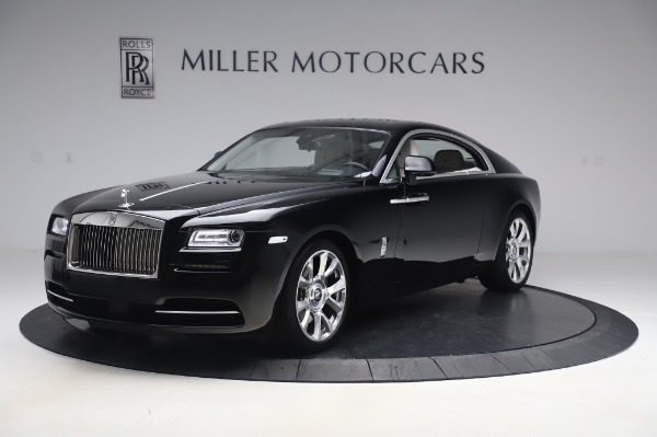 Used 2015 Rolls-Royce Wraith for sale Call for price at Rolls-Royce Motor Cars Greenwich in Greenwich CT 06830 2