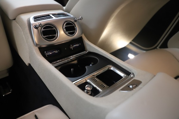Used 2015 Rolls-Royce Wraith Base for sale Sold at Rolls-Royce Motor Cars Greenwich in Greenwich CT 06830 25