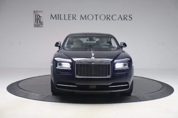 Used 2015 Rolls-Royce Wraith Base for sale $178,900 at Rolls-Royce Motor Cars Greenwich in Greenwich CT 06830 5