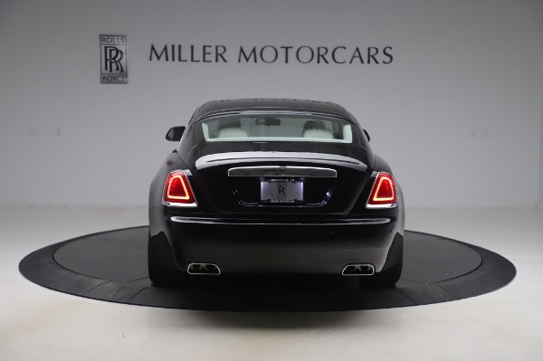 Used 2015 Rolls-Royce Wraith for sale Call for price at Rolls-Royce Motor Cars Greenwich in Greenwich CT 06830 6