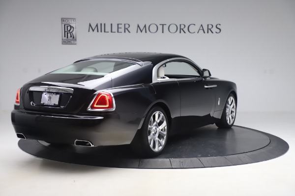 Used 2015 Rolls-Royce Wraith Base for sale Sold at Rolls-Royce Motor Cars Greenwich in Greenwich CT 06830 7