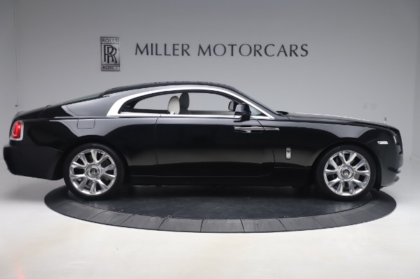Used 2015 Rolls-Royce Wraith Base for sale Sold at Rolls-Royce Motor Cars Greenwich in Greenwich CT 06830 8