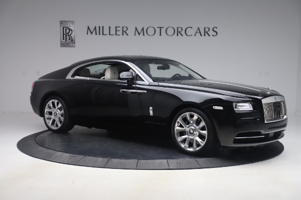 Used 2015 Rolls-Royce Wraith Base for sale Sold at Rolls-Royce Motor Cars Greenwich in Greenwich CT 06830 9