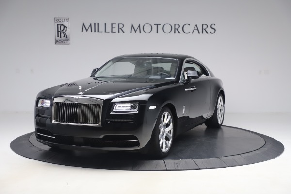 Used 2015 Rolls-Royce Wraith Base for sale $178,900 at Rolls-Royce Motor Cars Greenwich in Greenwich CT 06830 1