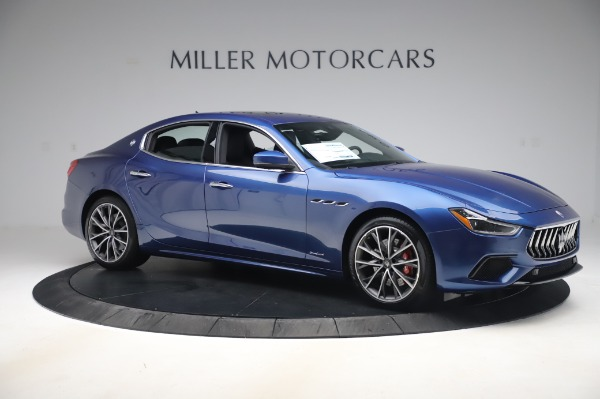 New 2020 Maserati Ghibli S Q4 GranSport for sale $94,935 at Rolls-Royce Motor Cars Greenwich in Greenwich CT 06830 10