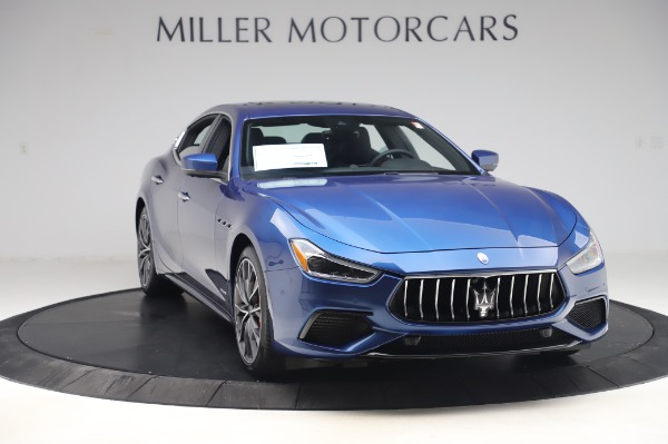New 2020 Maserati Ghibli S Q4 GranSport for sale $94,935 at Rolls-Royce Motor Cars Greenwich in Greenwich CT 06830 11