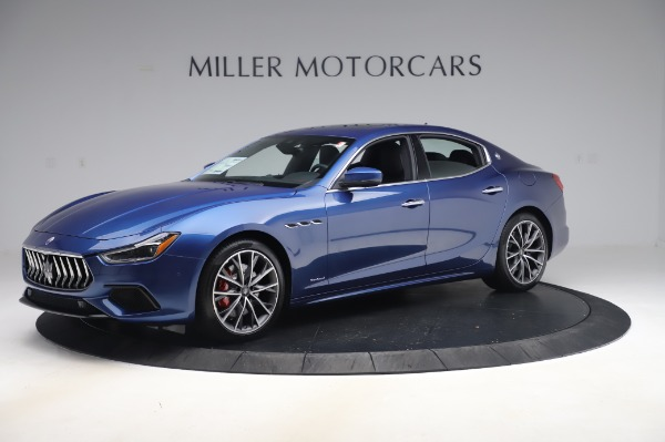 New 2020 Maserati Ghibli S Q4 GranSport for sale $94,935 at Rolls-Royce Motor Cars Greenwich in Greenwich CT 06830 2