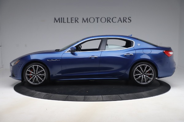 New 2020 Maserati Ghibli S Q4 GranSport for sale $94,935 at Rolls-Royce Motor Cars Greenwich in Greenwich CT 06830 3