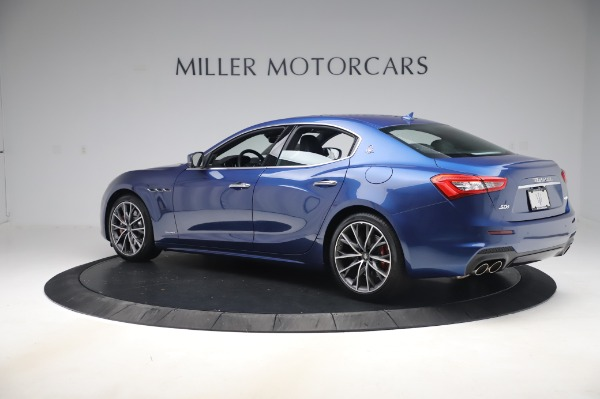 New 2020 Maserati Ghibli S Q4 GranSport for sale $94,935 at Rolls-Royce Motor Cars Greenwich in Greenwich CT 06830 4