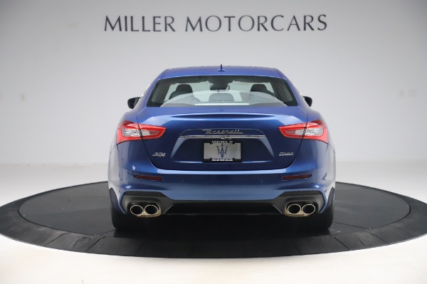 New 2020 Maserati Ghibli S Q4 GranSport for sale $94,935 at Rolls-Royce Motor Cars Greenwich in Greenwich CT 06830 6