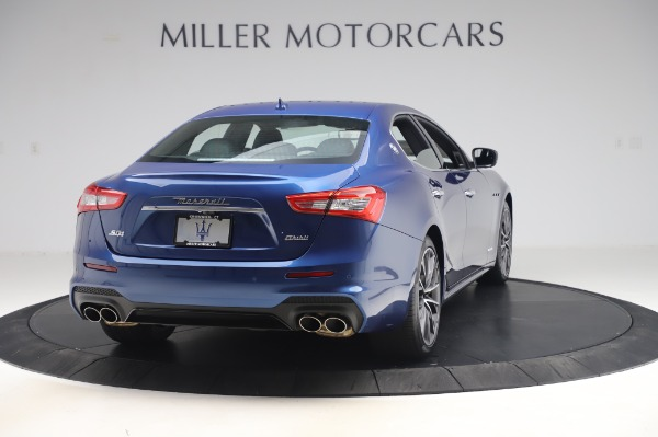 New 2020 Maserati Ghibli S Q4 GranSport for sale $94,935 at Rolls-Royce Motor Cars Greenwich in Greenwich CT 06830 7