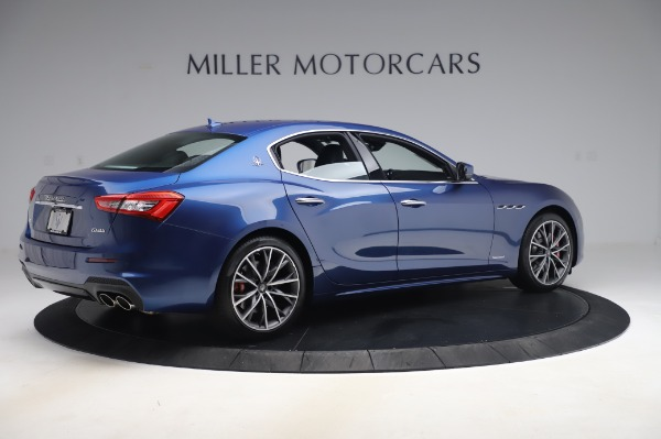 New 2020 Maserati Ghibli S Q4 GranSport for sale $94,935 at Rolls-Royce Motor Cars Greenwich in Greenwich CT 06830 8