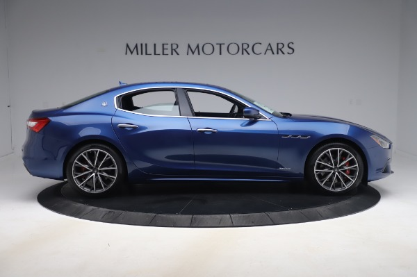 New 2020 Maserati Ghibli S Q4 GranSport for sale $94,935 at Rolls-Royce Motor Cars Greenwich in Greenwich CT 06830 9
