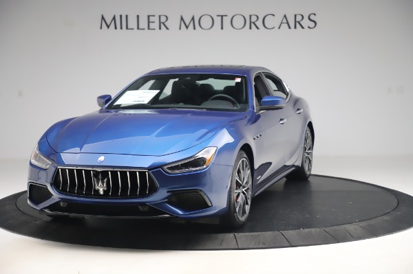 New 2020 Maserati Ghibli S Q4 GranSport for sale $94,935 at Rolls-Royce Motor Cars Greenwich in Greenwich CT 06830 1