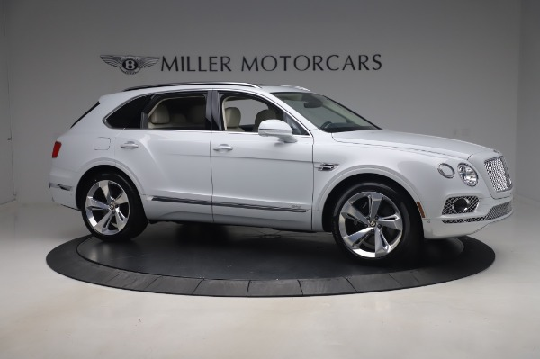 New 2020 Bentley Bentayga Hybrid for sale $226,695 at Rolls-Royce Motor Cars Greenwich in Greenwich CT 06830 10