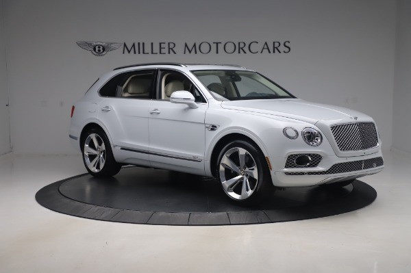 New 2020 Bentley Bentayga Hybrid for sale $226,695 at Rolls-Royce Motor Cars Greenwich in Greenwich CT 06830 11
