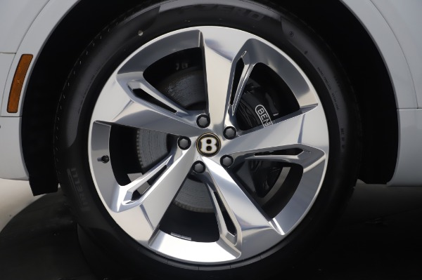Used 2020 Bentley Bentayga Hybrid for sale $185,900 at Rolls-Royce Motor Cars Greenwich in Greenwich CT 06830 15