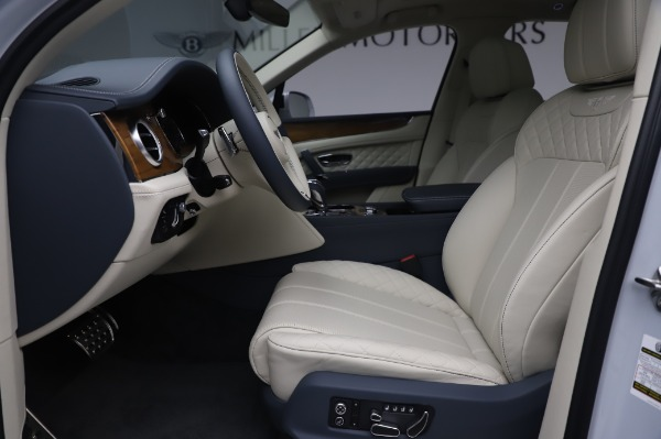 Used 2020 Bentley Bentayga Hybrid for sale $185,900 at Rolls-Royce Motor Cars Greenwich in Greenwich CT 06830 19