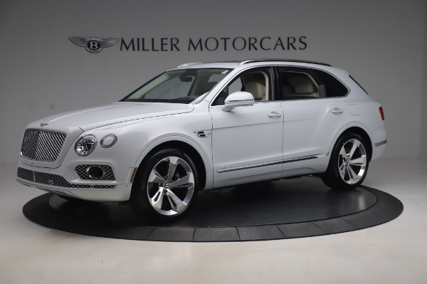 New 2020 Bentley Bentayga Hybrid for sale $226,695 at Rolls-Royce Motor Cars Greenwich in Greenwich CT 06830 2