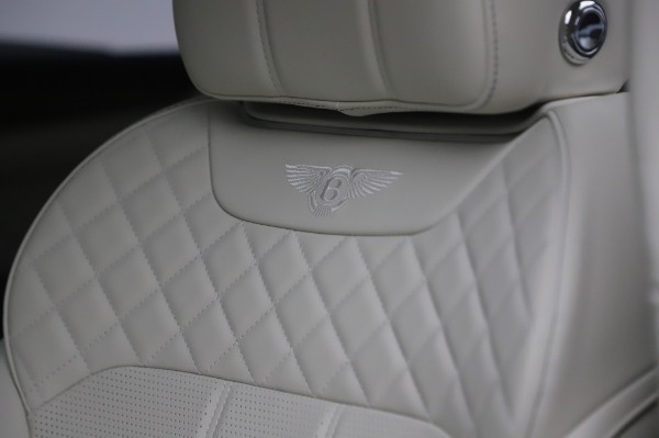Used 2020 Bentley Bentayga Hybrid for sale $185,900 at Rolls-Royce Motor Cars Greenwich in Greenwich CT 06830 21